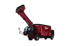 Self Propelled Self Loader