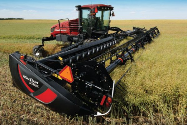 MacDon | Windrowers and Headers | D1XL Series Draper Header for sale at Rusler Implement, Colorado
