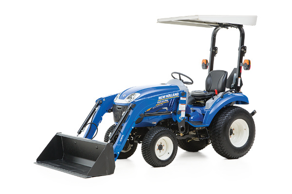 New Holland | Tractors & Telehandlers | Boomer™ Compact 24 HP for sale at Rusler Implement, Colorado