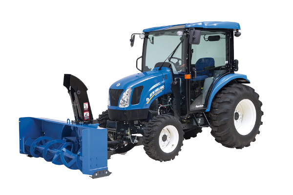 New Holland | Tractors & Telehandlers | Boomer™ EasyDrive™ for sale at Rusler Implement, Colorado