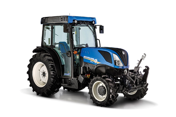 New Holland | Tractors & Telehandlers | T4F Narrow Series - Tier 4A for sale at Rusler Implement, Colorado