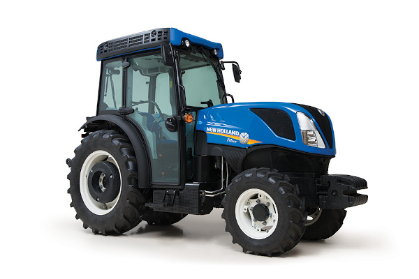 New Holland | Tractors & Telehandlers | T4V Vineyard Series - Tier 4A for sale at Rusler Implement, Colorado