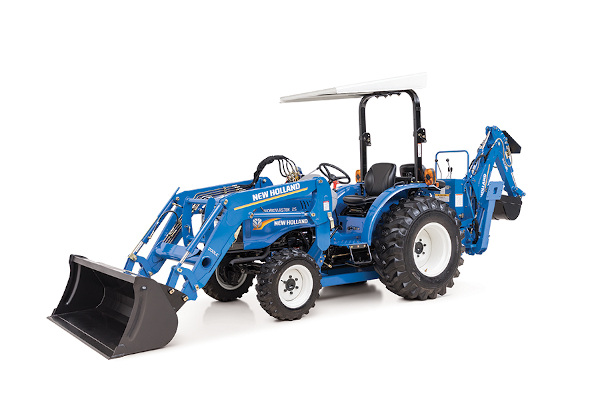 New Holland | Tractors & Telehandlers | Workmaster™ Compact 25/35/40 Series for sale at Rusler Implement, Colorado