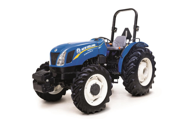 New Holland | Tractors & Telehandlers | Workmaster™ Utility 50 - 70 Series for sale at Rusler Implement, Colorado