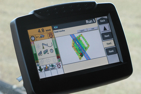 Model INTELLIVIEW™ III DISPLAY for sale at Rusler Implement, Colorado